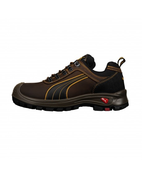 TENIS PUMA SEGURIDAD - CAFE - Urban Outdoor 3c6b768926ed6